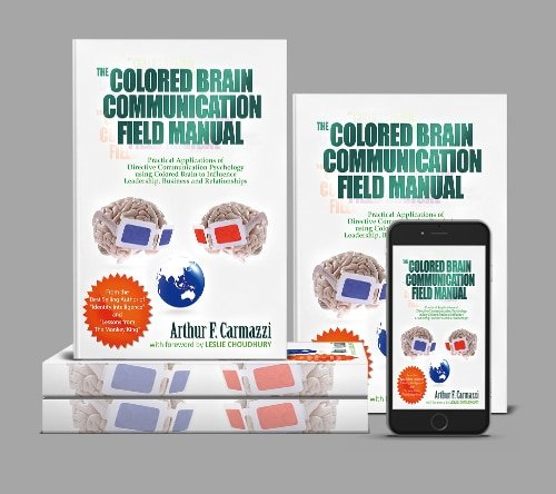Arthur Carmazzi - Colored Brain Communication Field Manual