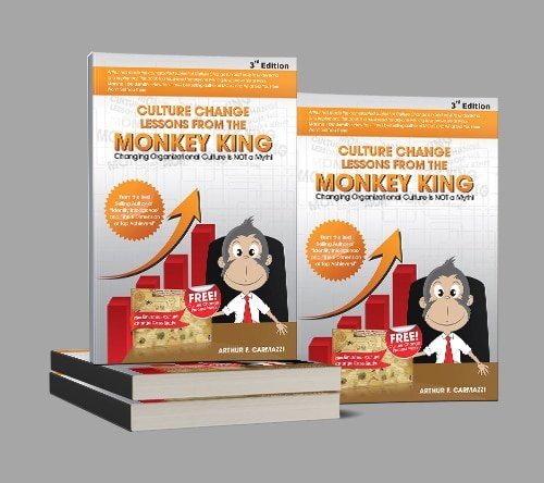 Arthur Carmazzi - Lessons from The Monkey King (Organizational Culture)